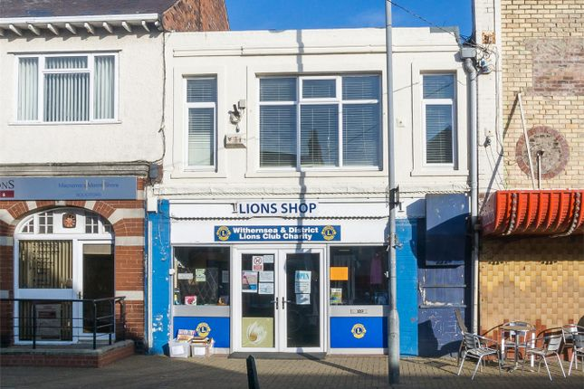 Thumbnail Flat for sale in Queen Street, Withernsea, East Riding Of Yorkshire