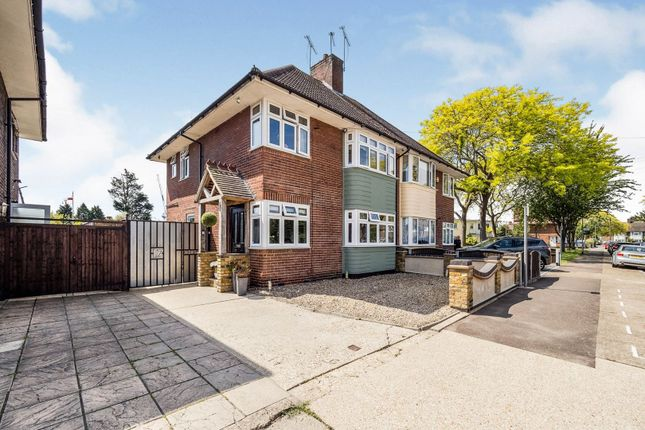 Thumbnail Semi-detached house for sale in Rusper Road, Dagenham