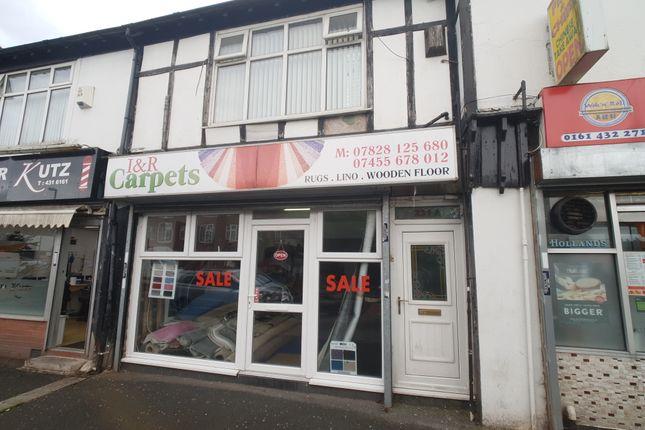Thumbnail Duplex to rent in Burnage Lane, Manchester