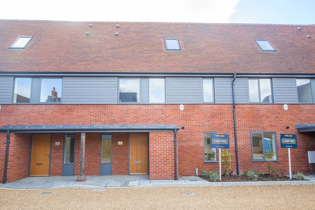 Thumbnail Terraced house for sale in Brickyard Lane, Reed, Royston