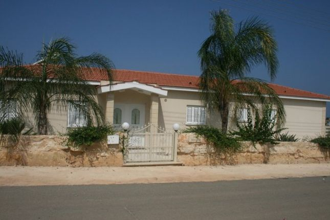 3 bed villa for sale in St. George, Sea Caves, Paphos, Cyprus