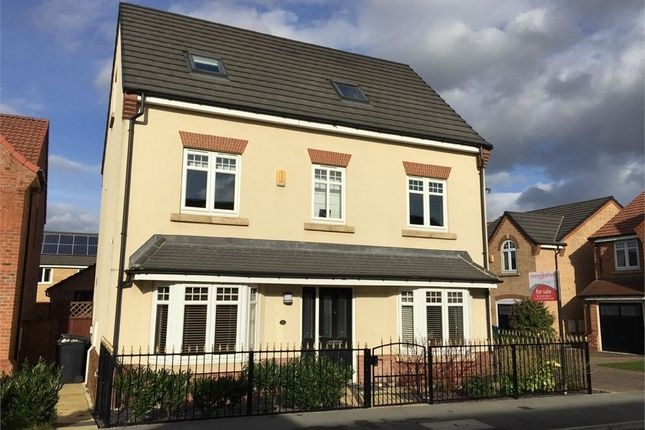 Thumbnail Detached house for sale in Kingsbrook Chase, Wath-Upon-Dearne, Rotherham, South Yorkshire