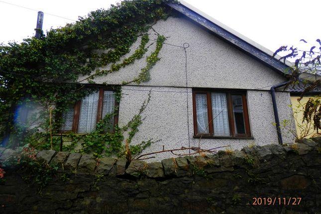 Rear Elevation of Thomas Street, Tonypandy, Rhondda, Cynon, Taff. CF40