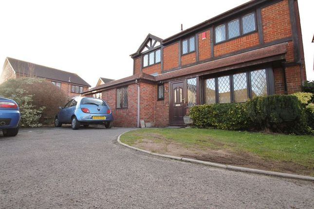 Thumbnail Detached house to rent in Charlotte Close, Poole