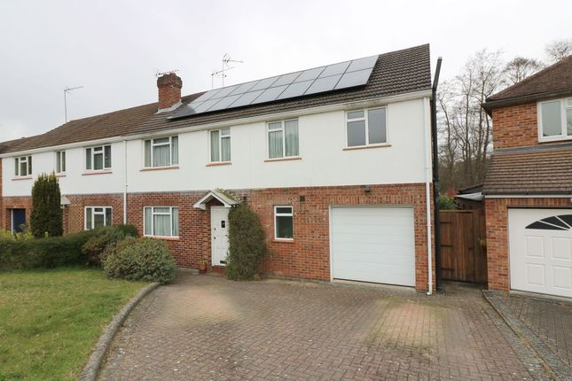 Semi-detached house for sale in Harpesford Avenue, Virginia Water