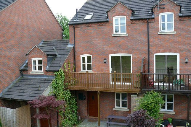 Thumbnail Town house to rent in Barbridge Mews, Old Chester Road, Nantwich