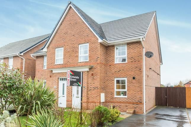 4 bed semi-detached house for sale in Leighton Drive, St. Helens, Merseyside