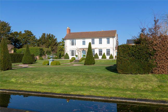 Thumbnail Detached house for sale in Bicton Lane, Bicton, Shrewsbury, Shropshire