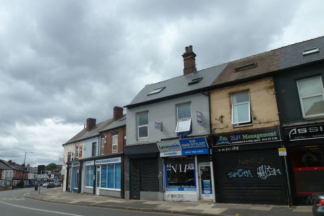 Thumbnail Flat to rent in Abbeydale Road, Sheffield