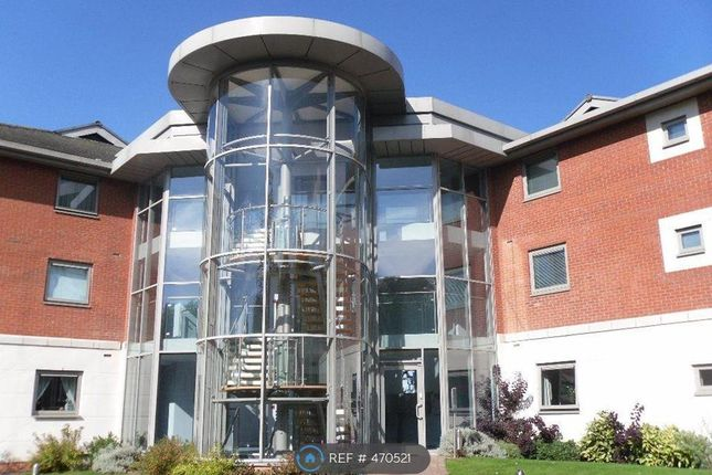 Thumbnail Flat to rent in Pinnacle House, Redditch
