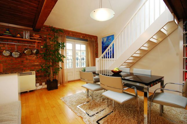 Thumbnail Flat for sale in New Wharf Road, Islington, London