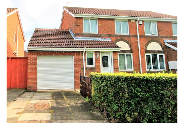 Thumbnail Semi-detached house to rent in John Street, Houghton Le Spring