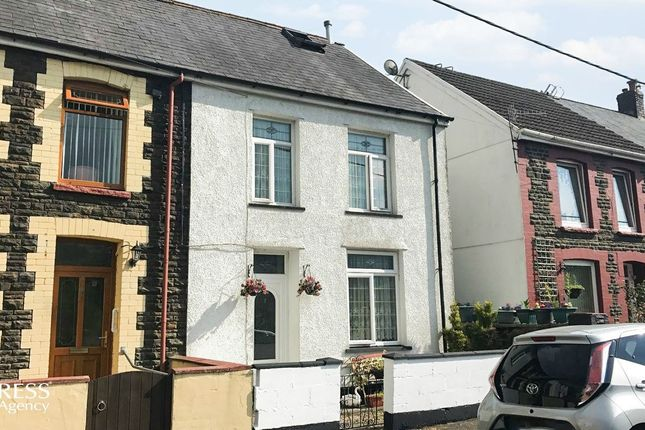 Thumbnail Semi-detached house for sale in Wellfield, Melincourt, Neath, West Glamorgan