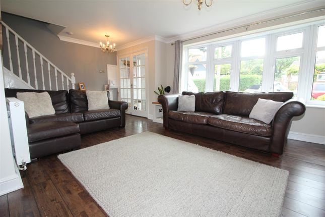 Thumbnail Semi-detached house for sale in Watersmeet, Harlow