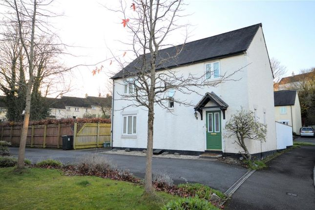 Thumbnail Detached house for sale in Miners Close, Ashburton, Newton Abbot, Devon