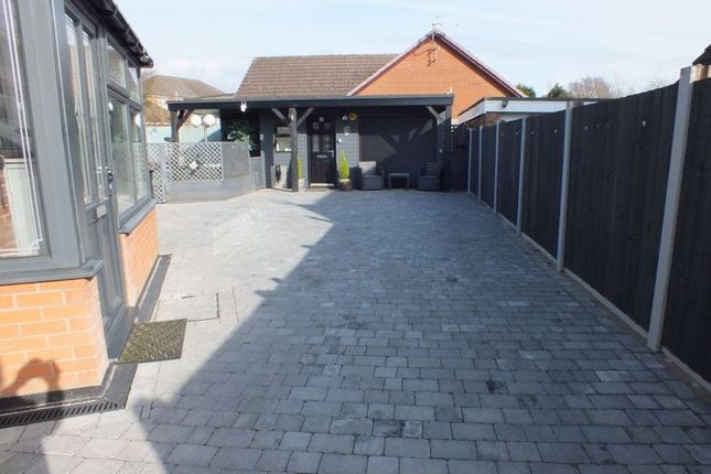 Driveway of Derwent Crescent, Kidsgrove, Stoke-On-Trent ST7