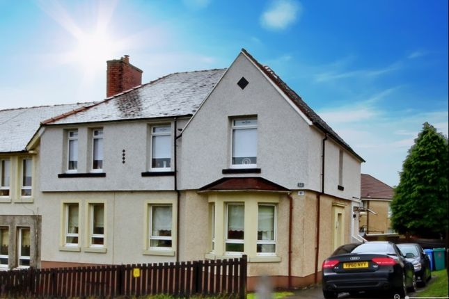 Thumbnail Flat for sale in Gartleahill, Airdrie