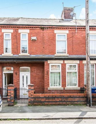 Thumbnail Terraced house to rent in Glendore, Salford