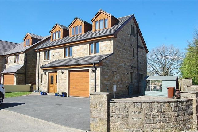 Thumbnail Detached house for sale in Lennox Street, Worsthorne, Burnley