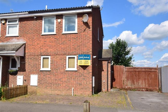 2 bed semi-detached house for sale in Abbey Fields