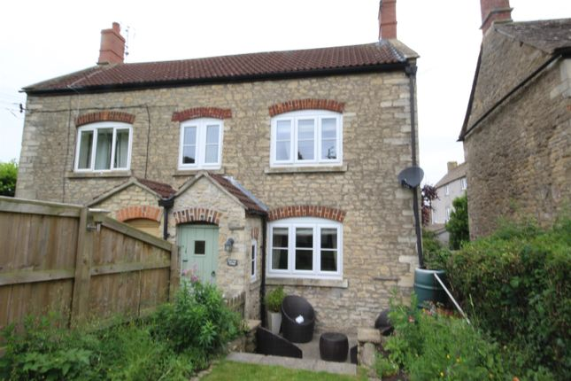 Thumbnail Semi-detached house for sale in High Street, Hillesley, Gloucestershire