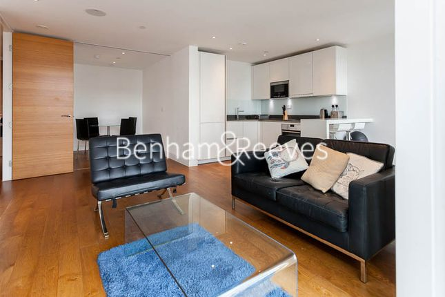 Thumbnail Flat to rent in Leonard Street, Shoreditch