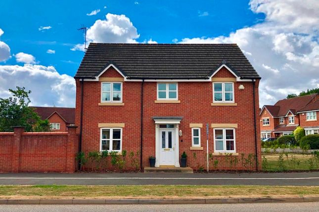 Exterior of Starflower Way, Mickleover, Derby DE3