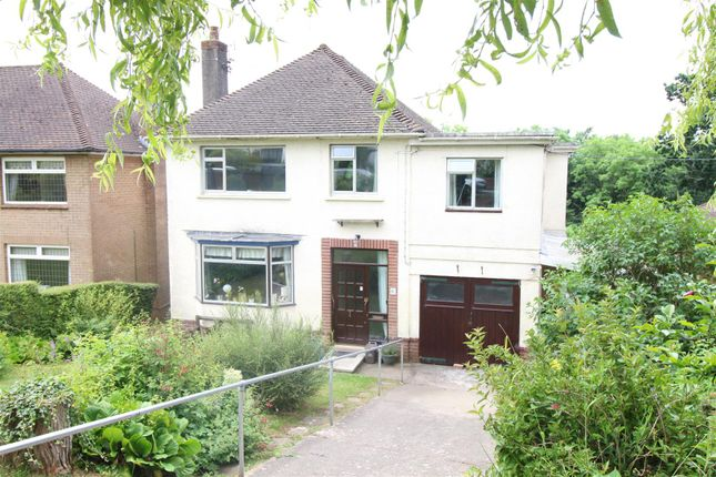 Thumbnail Detached house for sale in Sunlea Crescent, New Inn, Pontypool