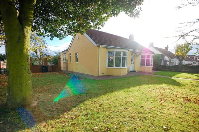 Thumbnail Detached bungalow to rent in Durham Road, Sunderland