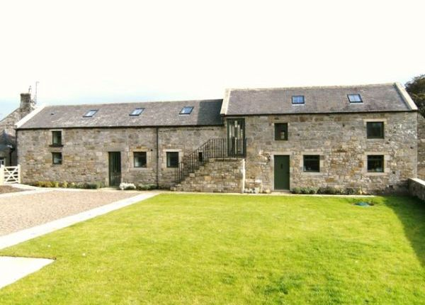 Thumbnail Barn conversion to rent in Holystone, Morpeth