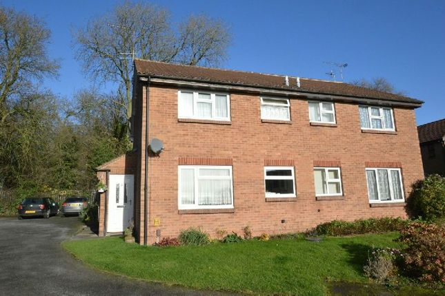 Thumbnail Terraced house for sale in Hewes Close, Glen Parva, Leicester