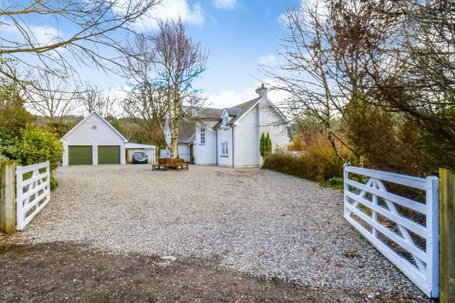 Thumbnail Detached house for sale in The Hosh, Crieff