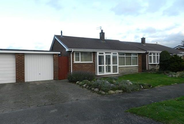 Thumbnail Detached bungalow to rent in Chiltern Road, Culcheth, Warrington