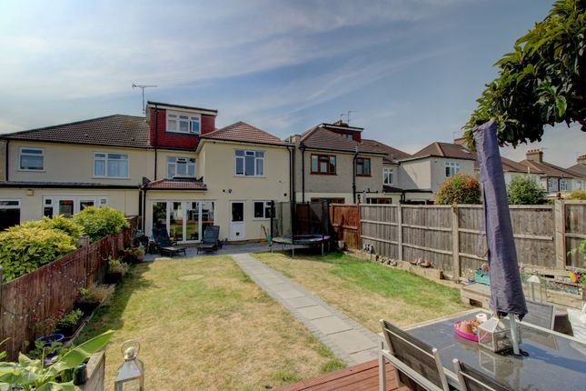 Thumbnail Semi-detached house for sale in Bostall Park Avenue, Bexleyheath