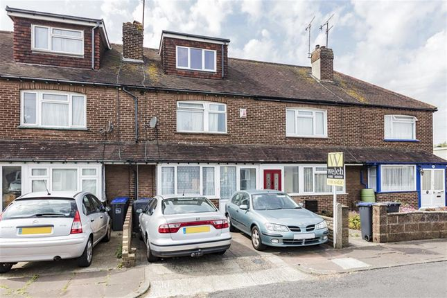 Thumbnail Terraced house to rent in Oakleigh Road, Worthing, West Sussex