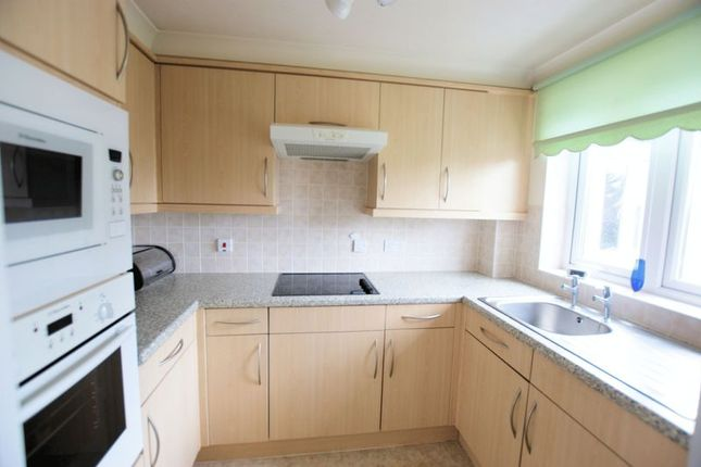 Kitchen of Faregrove Court, Grove Road, Fareham PO16