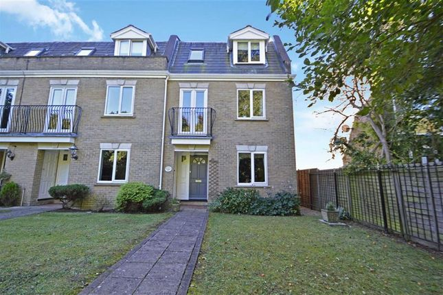 Thumbnail Town house for sale in The Gables, The Plain, Epping