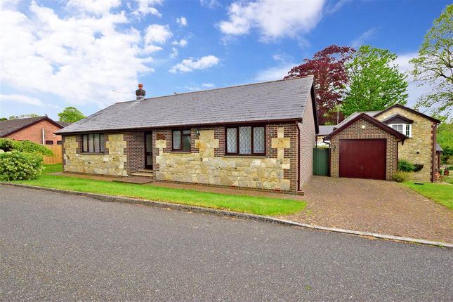 Thumbnail Detached bungalow for sale in Brookfield Gardens, Ryde, Isle Of Wight