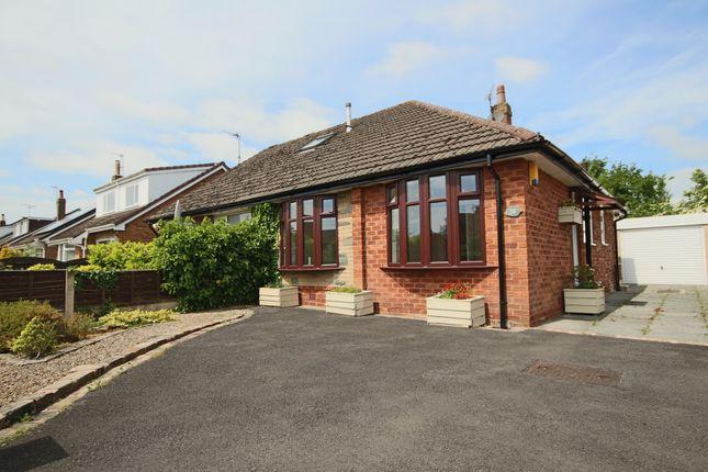 Thumbnail Semi-detached bungalow to rent in Shaftesbury Avenue, New Longton, Preston
