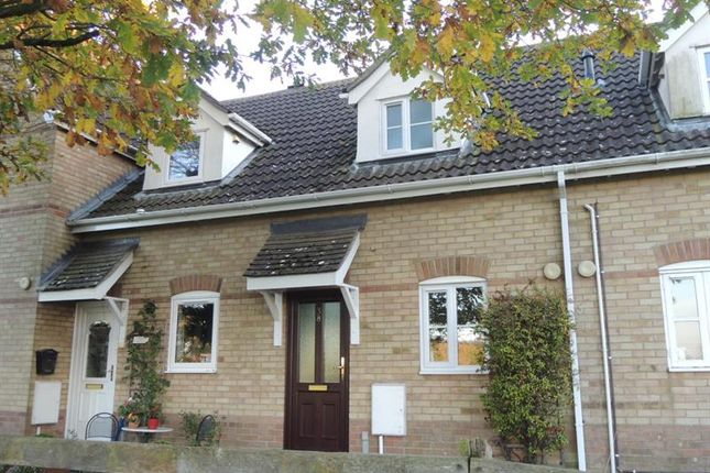 Thumbnail Terraced house for sale in Rowans Way, Leavenheath