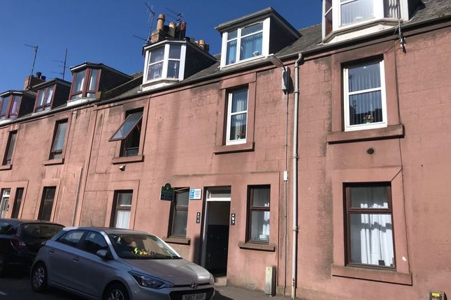 Thumbnail Flat to rent in Leonard Street, Arbroath