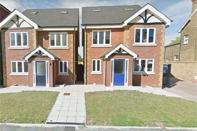 Thumbnail Terraced house for sale in Old Road West, Gravesend