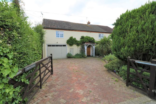 Detached house for sale in Elmstead Road, Wivenhoe, Colchester