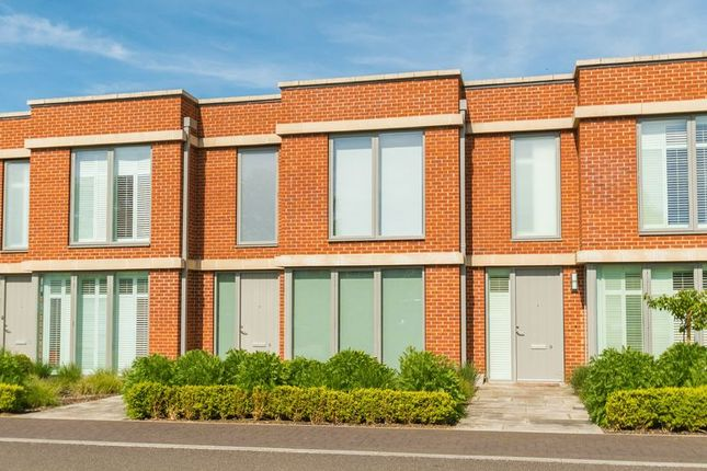 Thumbnail Terraced house for sale in Orchard Square, The Garden Quarter, Caversfield