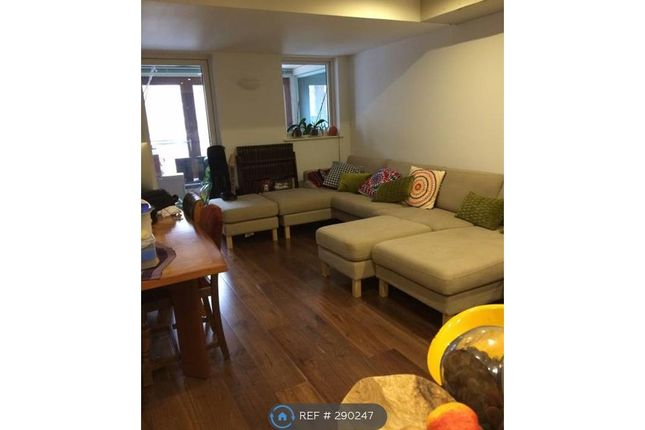 Thumbnail Maisonette to rent in Woolwich Road, London