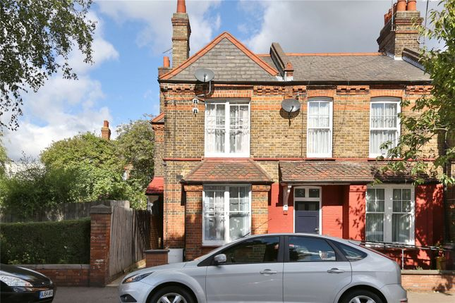 Thumbnail End terrace house for sale in Morley Avenue, Wood Green, London
