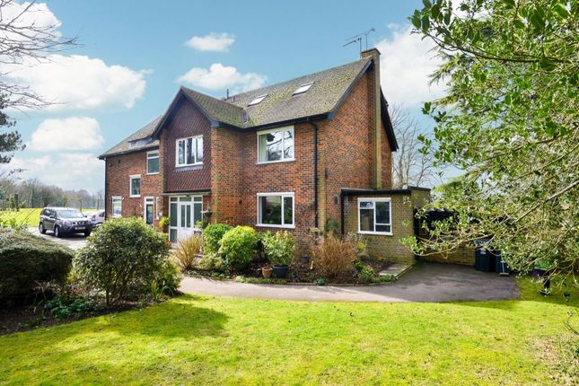 Thumbnail Semi-detached house for sale in Hatfield Heath Road, Sawbridgeworth