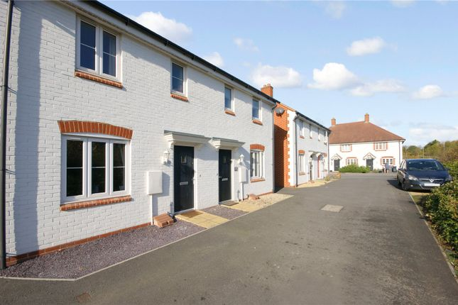 Thumbnail 3 bed semi-detached house to rent in Haragon Drive, Amesbury, Wiltshire