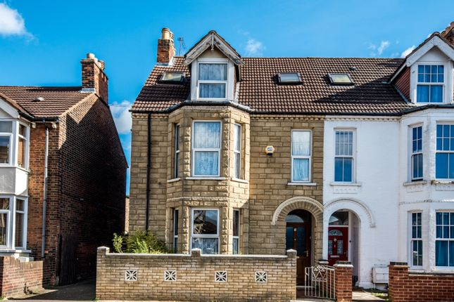 Thumbnail Semi-detached house for sale in Spenser Road, Bedford