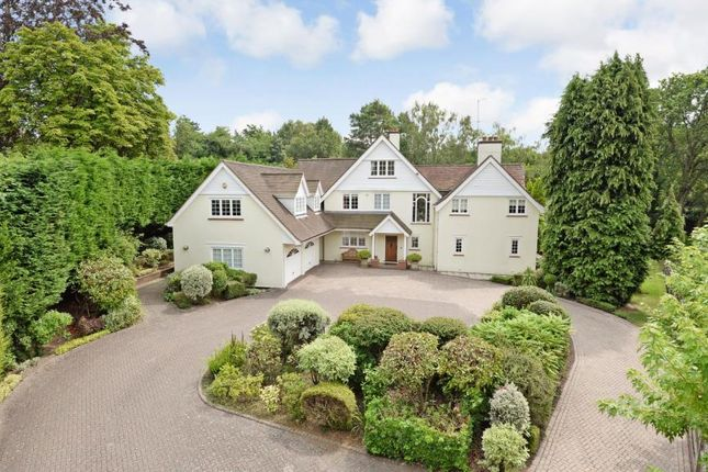 Thumbnail Detached house for sale in London Road, Sunningdale, Berkshire
